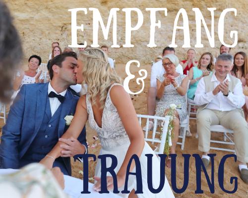 Algarve Weddings - Entdecke jetzt die schönsten Hochzeitslocations an der Algarve für den schönsten Tag eures Lebens.
