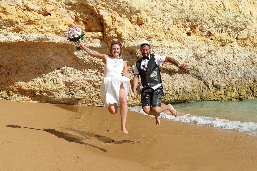 Algarve Weddings - Heiraten am Strand. Traumhochzeit an der Algarve. Wir sind deine Wedding Planer.